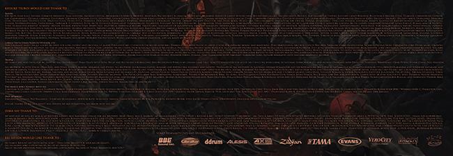 CD Booklet (6 Panel - ROLL FOLD) [CDBO06]